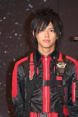 Hiromu Sakurada/Red Buster from Tokumei Sentai Go-Busters