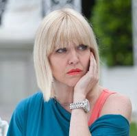 Ashley Jensen as Agatha Raisin.
