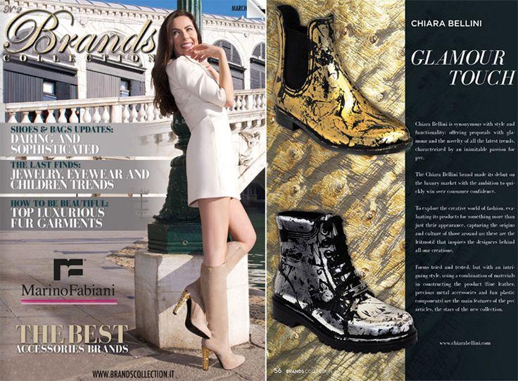 Glamour Touch: Chiara Bellini su Brands Collection