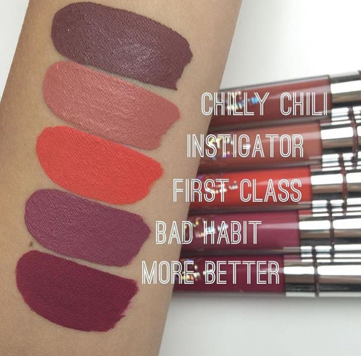 how to make liquid lipstick from scratch