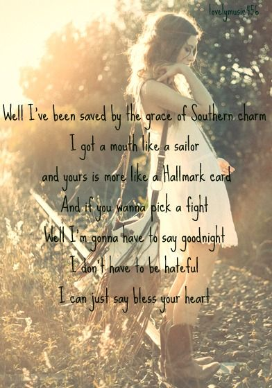 Only Prettier- Miranda Lambert!