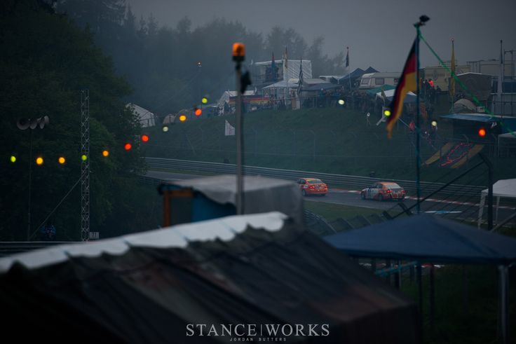 Nürburgring atmosphere