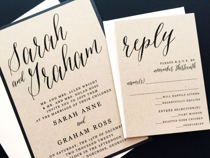 Wedding Invitation Modern: 428 Best Images About Wedding Stationery And Paper Goods