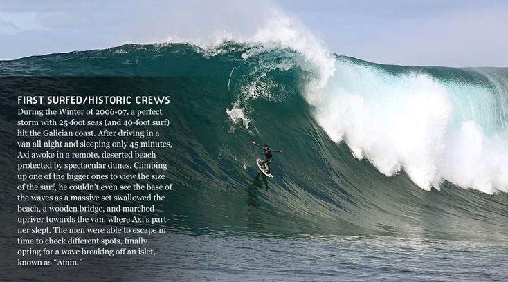 SLABS: GALICIA | SURFLINE.COM