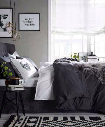 Makuuhuoneen henkeä.