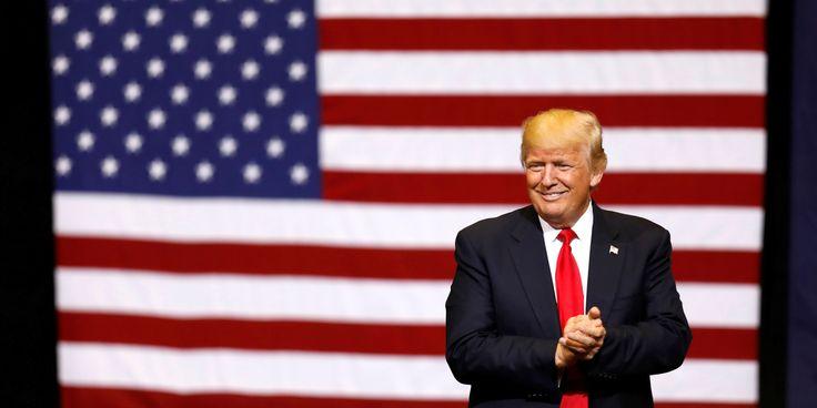Trump a une nouvelle idée pour son mur à la frontière...