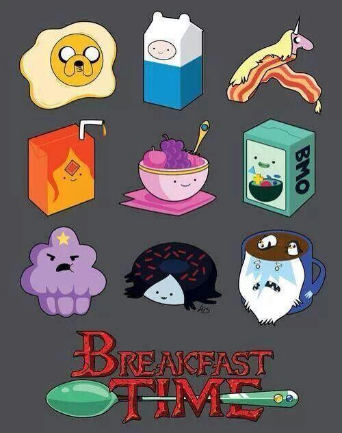 Breakfast Time!