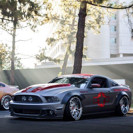 Widebody Mustang GT 5.0