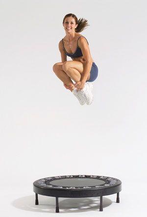 Juice 4 Life, Los Beneficios de rebotar - Probablemente el mejor ejercicio en el mundo