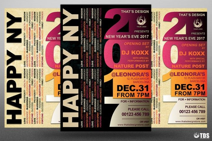 Hard Rock Flyer Template V1 Flyer template and Hard rock - harmony flyer template