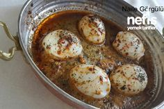 Tereyağlı Yumurta Kapama 2