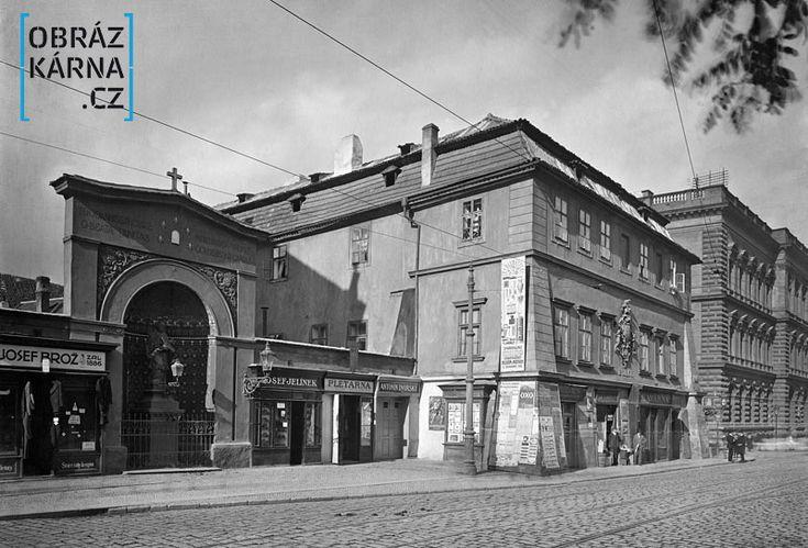 Karlovo náměstí /U Šálků/