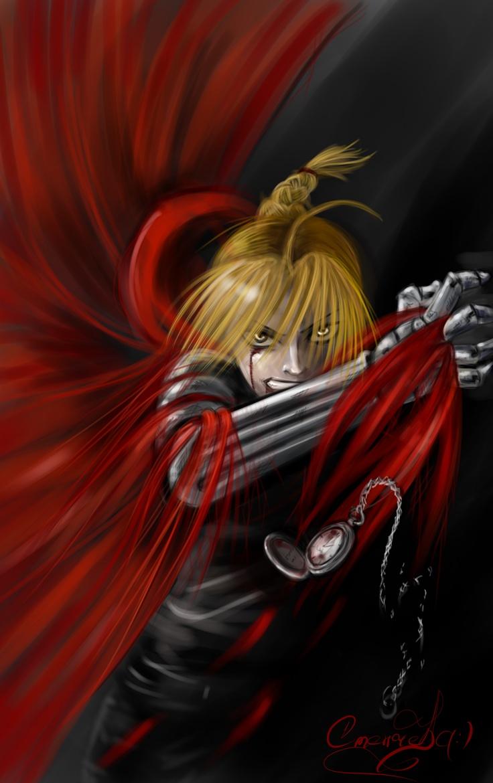 Fullmetal Alchemist by ZaStenchevaya.deviantart.com