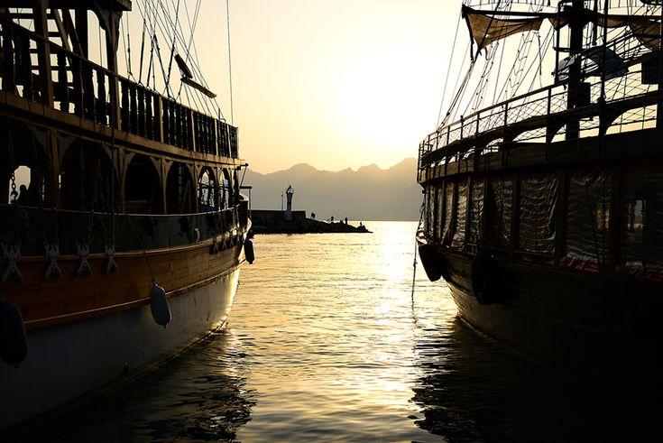 [터키 안탈리아] 지중해 여유를 즐기는 아름다운 휴양지 안탈리아 : 네이버 블로그