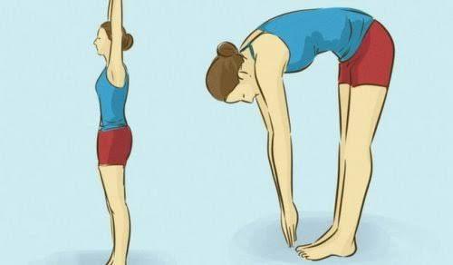 Practica las siguientes posturas para aliviar el dolor de espalda y verás cómo el problema desaparece de forma rápida y realmente eficaz.