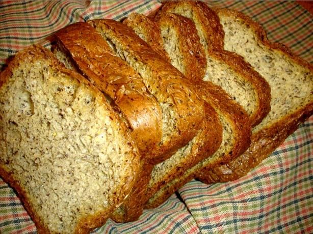 Low carb bread for bread machine