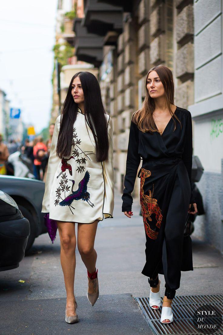 gilda-ambrosio-and-giorgia-tordini-by-styledumonde-street-style-fashion-photography