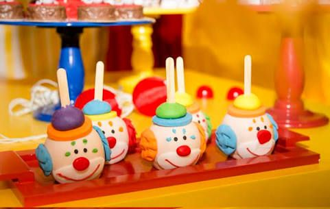 maça decorada circo - Buscar con Google