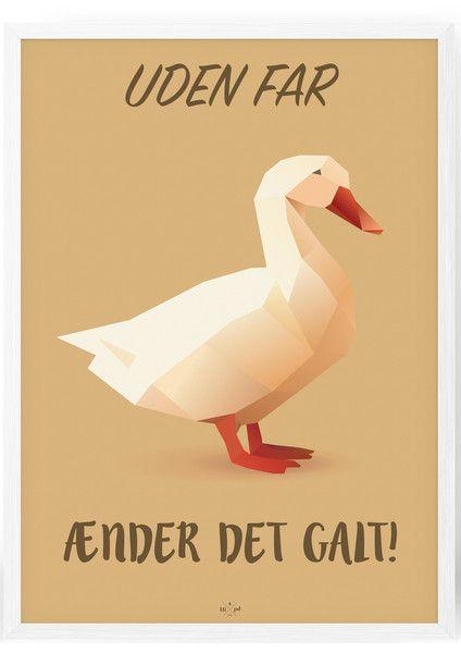 Ænder Galt - Fars dag – Hipd.dk