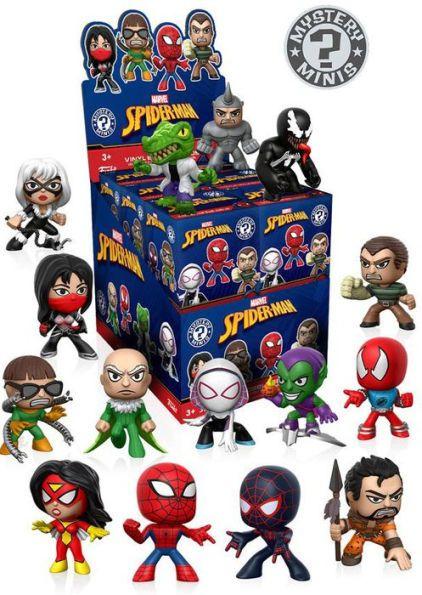 Mystery Mini: Spiderman Classic (Blindboxed)