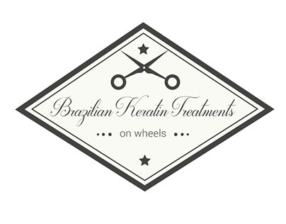 """Check out new work on my @Behance portfolio: """"Branding for Brazilian Keratin Treatments on wheels"""" http://on.be.net/1AriqPB"""
