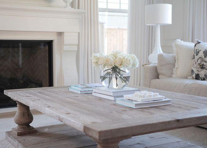 Reclaimed Wood Coffee Table Is Rh Barade Natural Reclaimedwood Coffeetable Bar