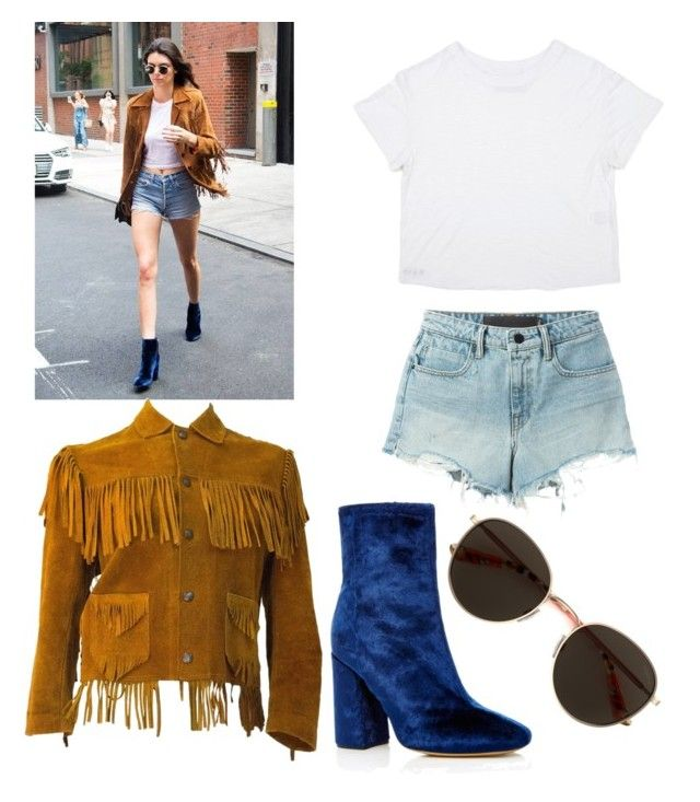 """Untitled #124"" by bee100 on Polyvore featuring T By Alexander Wang, E L L E R Y and Max&Co."