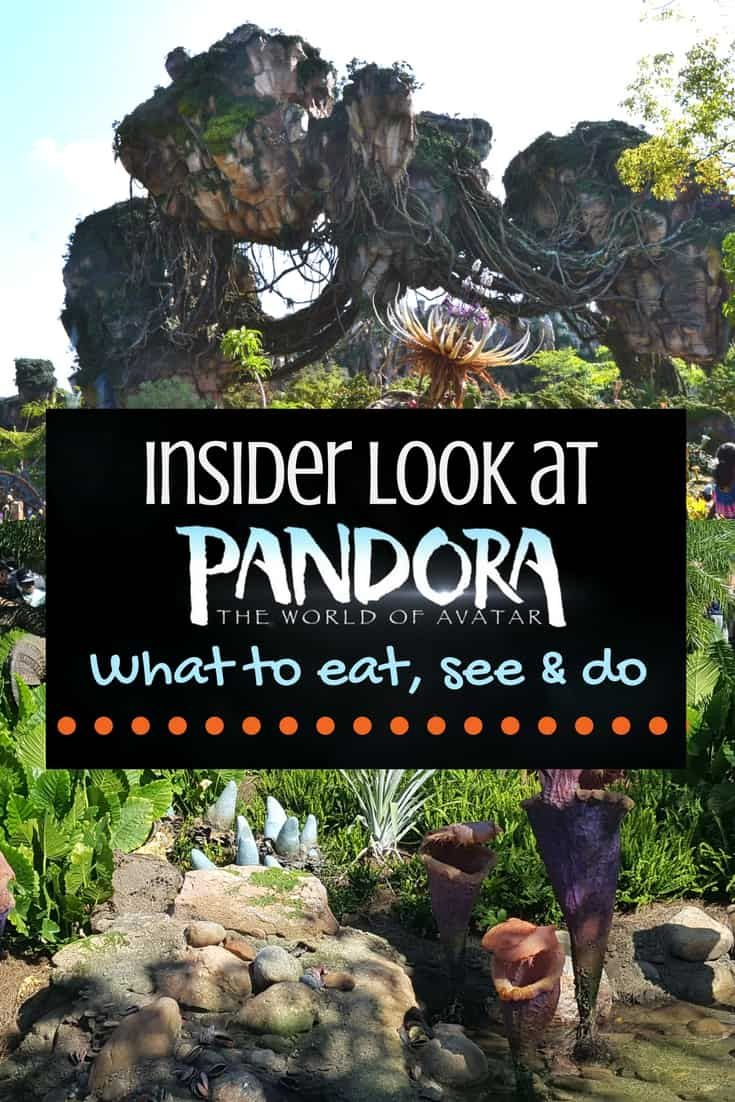 Disney has definitely hit it out of the park with their addition of Pandora the World of Avatar. via @disneyinsider