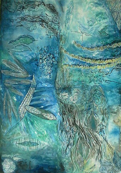 Cholena Drew Hughes Artist | Recent Works