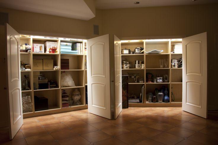Basement Storage Closet Closet Pinterest Basement