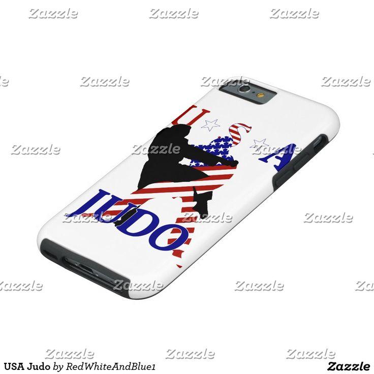 USA Judo iPhone SE/5/5s Case  by #RedWhiteAndBlue1 #sports4you #gravityx9