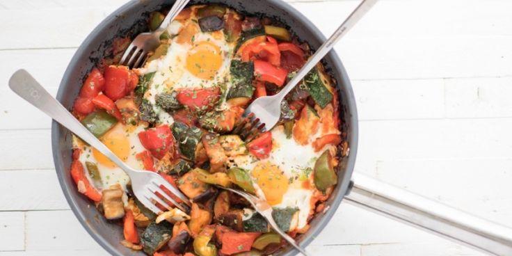 Italiaanse groenteschotel a la I Love Health   Women's Health