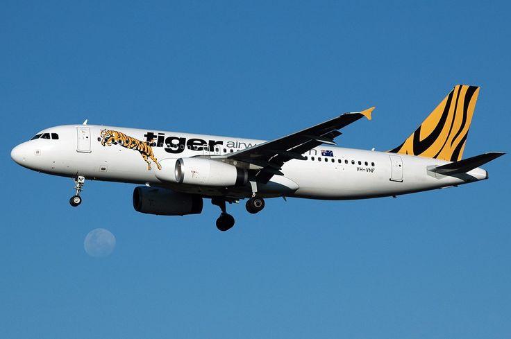 TIGER AIRWAYS Airbus A320-232 (VH-VNF)