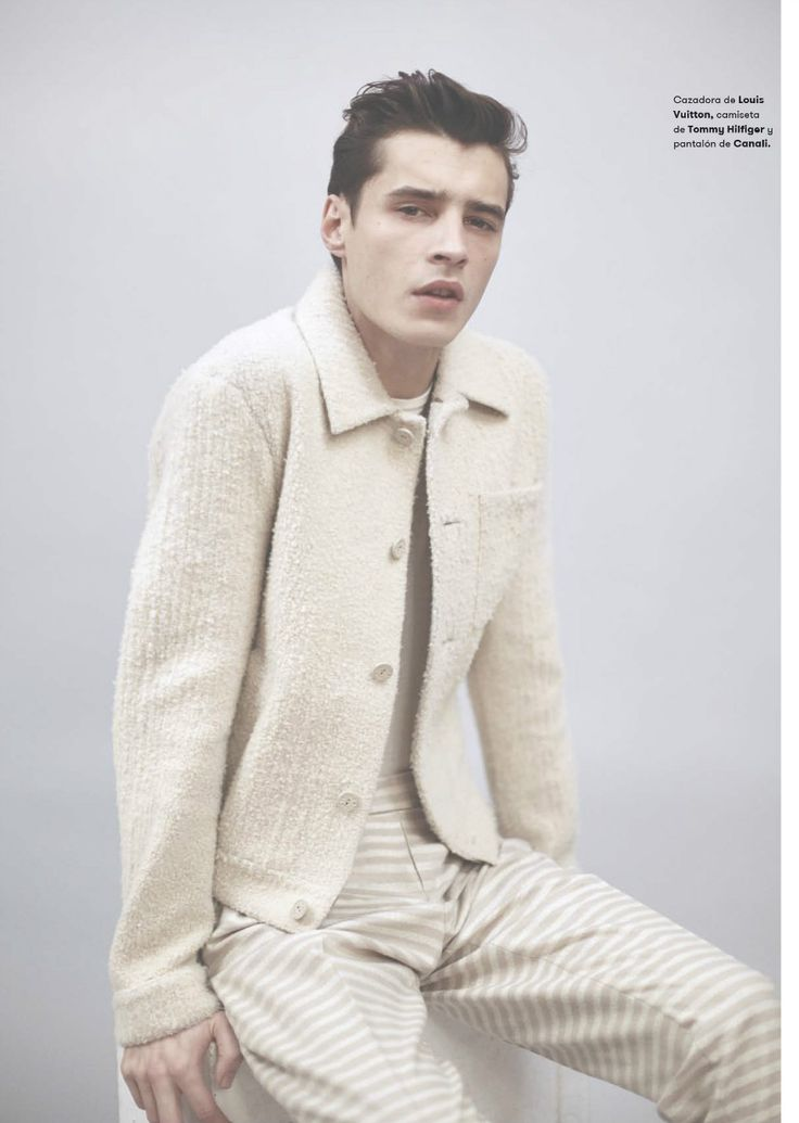 Adrien SAHORES Premium Models en 2020 Mode homme