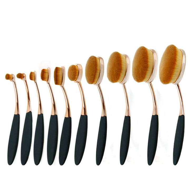 This is a great hit: 10pc Rose Gold Ma... Its on Sale! http://jagmohansabharwal.myshopify.com/products/10pc-rose-gold-make-up-brushes-tooth-shape-foundation-powder-brush-oval-makeup-brush-set-multipurpose-professional-cosmetics-kit?utm_campaign=social_autopilot&utm_source=pin&utm_medium=pin