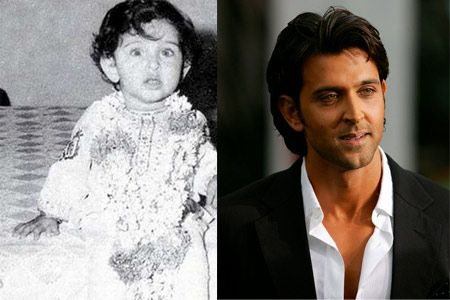 Celebrity childhood
