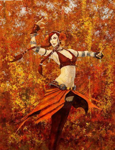 Autumn Blessing ~ Happy Mabon