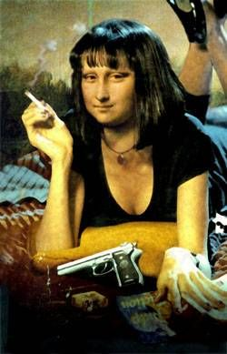 PulpFiction---BIZARRE ART...AND FUNNY TOO.
