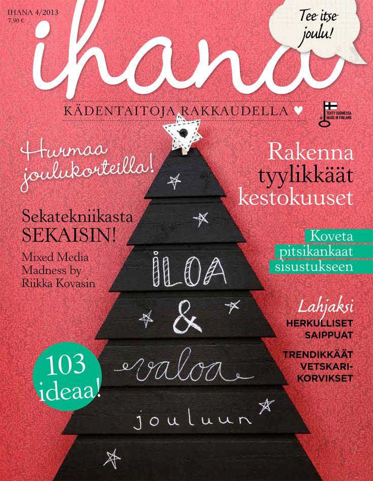 Ihana-lehti Joulu 2013/4