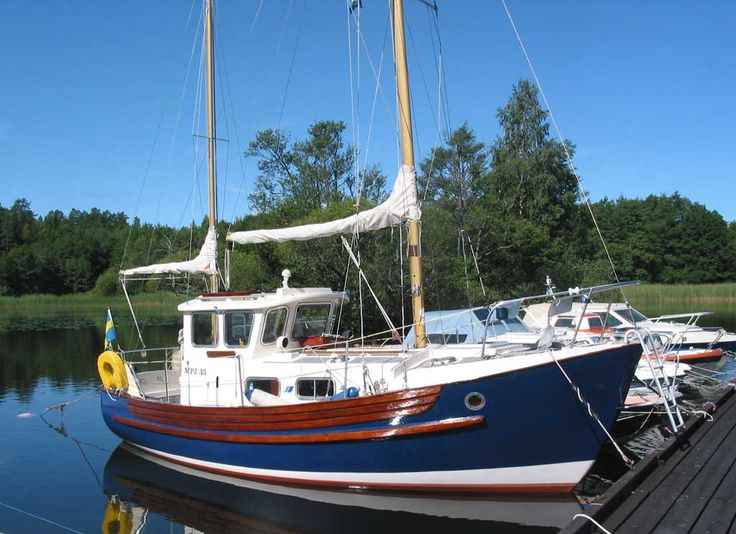 21 best images about fisher 25 on pinterest nice boats for Motor sailer boat plans
