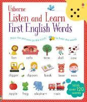 Listen and Learn First English Words - Taplin Sam za 51,99 zł   Obcojęzyczne empik.com