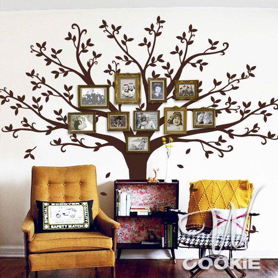 Árbol de cerezo en flor con pájaros vivero árbol de por wcookie