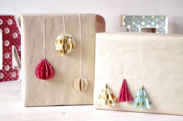 {DIY} Personnaliser ses emballages cadeaux facilement
