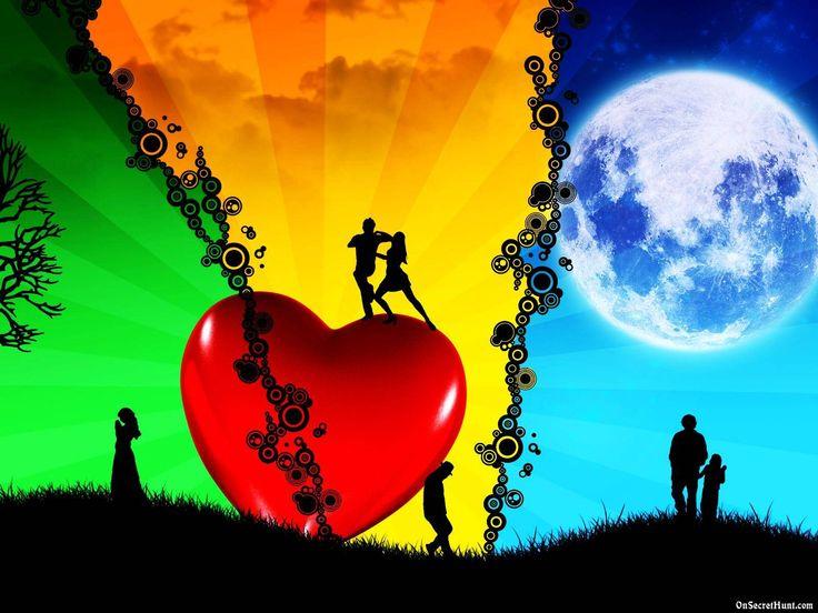 3D Love Heart Wallpapers | HD Wallpapers