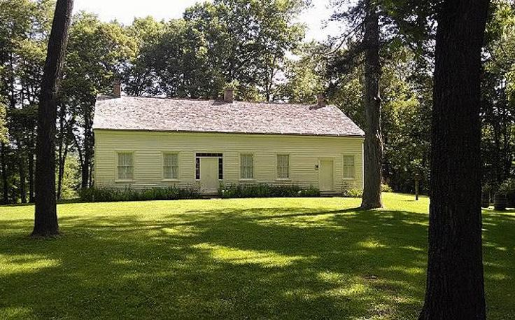 "Battle of Athens State Historic Site | Missouri State Parks is located in my small community.  There is the ""cannonball house"" where you can see the holes in the wall where the cannonball went in and out."