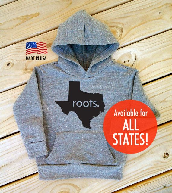 All States 'Roots' or 'Made' Toddler Kid by SevenMilesPerSecond