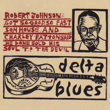 the king of the delta blues singers Listen to songs from the album king of the delta blues singers, vol 2, including kind hearted woman blues, i believe i'll dust my broom, sweet home chicago and.