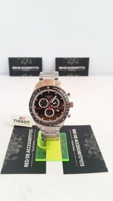 Lujoso y lindo reloj tissot prs516 en acero , para entrega inmediata,  precios y mas info por whatsapp 3002199571.