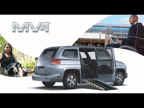 checkout the new wheelchair accessible suv it comes stock with a long short wheelchair ramp. Black Bedroom Furniture Sets. Home Design Ideas
