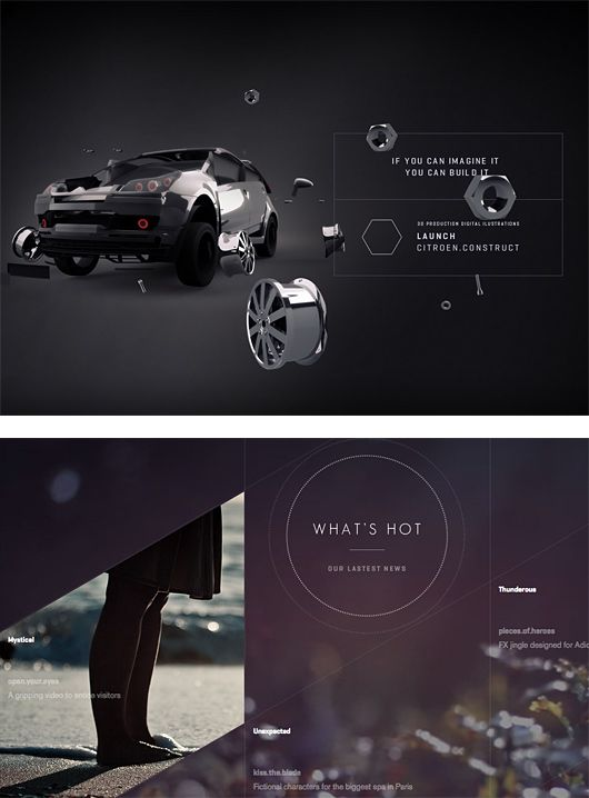 Blacknegative Website by Dilshan Arukatti & Sylvain Tran | Inspiration Grid | Design Inspiration